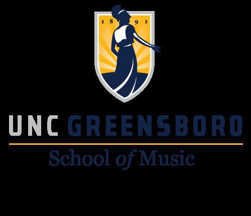 UNCG School of Music logo