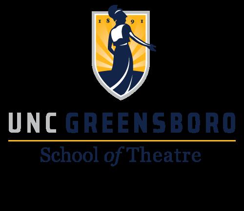 UNCG School of Theatre logo