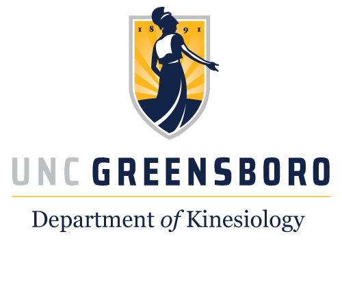 UNCG Department of Kinesiology logo