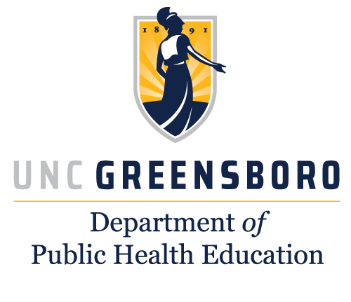 UNCG Department of Public Health Education logo