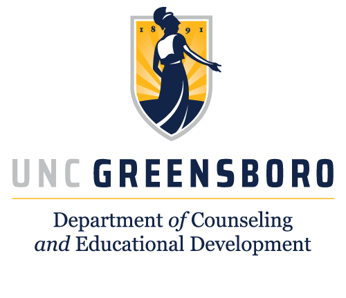 UNCG Department of Counseling and Educational Development logo