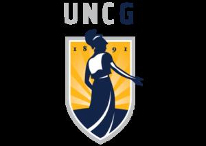 UNCG emblem logo