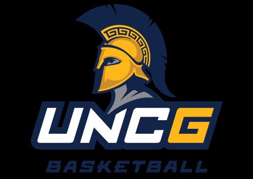 UNCG Spartans Basketball spirit mark