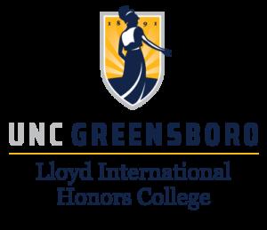 UNCG Lloyd International Honors College logo