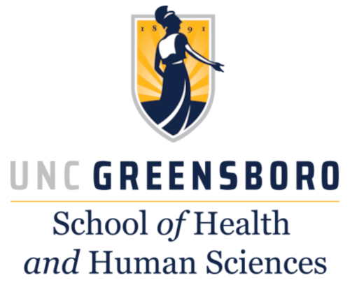 UNCG School of Health and Human Sciences logo