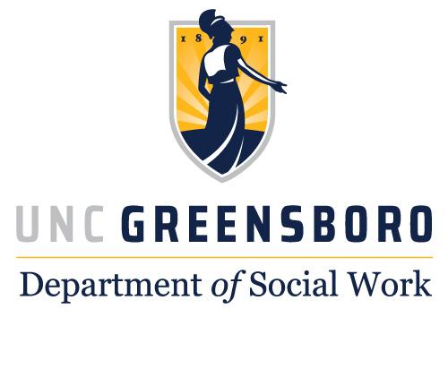 UNCG Department of Social Work logo