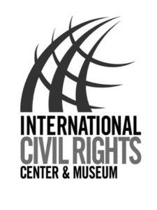 International Civil Rights Center & Museum logo